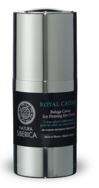 Royal ľadový liftingový spevňujúci krém na oči s kaviárom z belugy 15ml