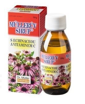 MÜLLEROV sirup S ECHINACEOU A VIT. C 320 g