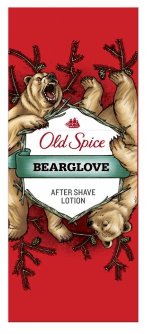 Old Spice Voda po holení Medveď 100ml