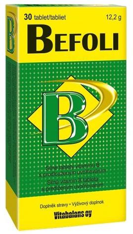 Vitabalans BEFOLI 30 tbl