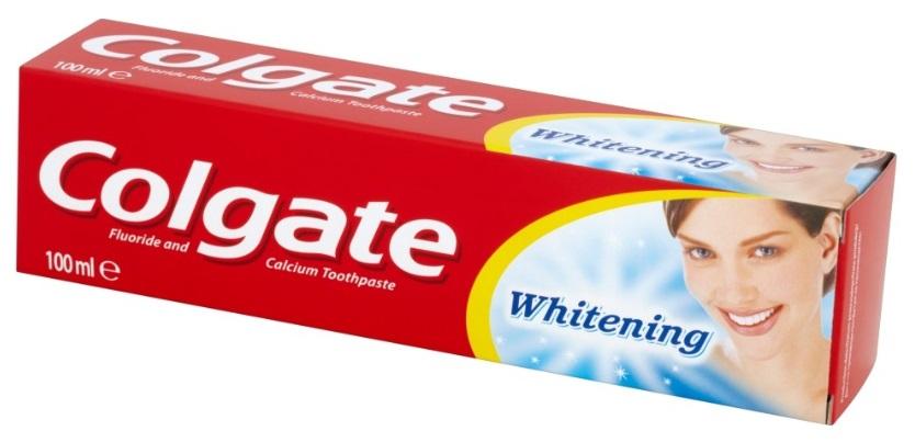 Zubná pasta Colgate Whitening 100 ml