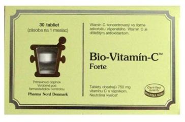 BIO-VITAMIN C FORTE 30 tbl