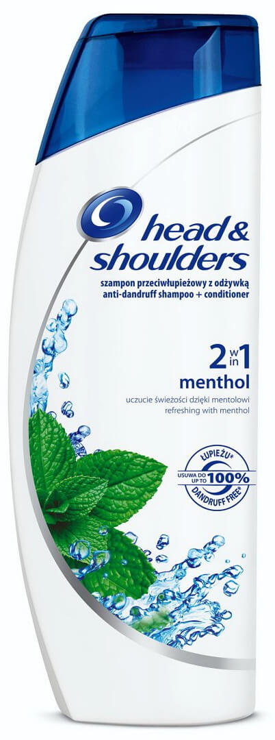 Head & Shoulders 2in1 Menthol 360ml