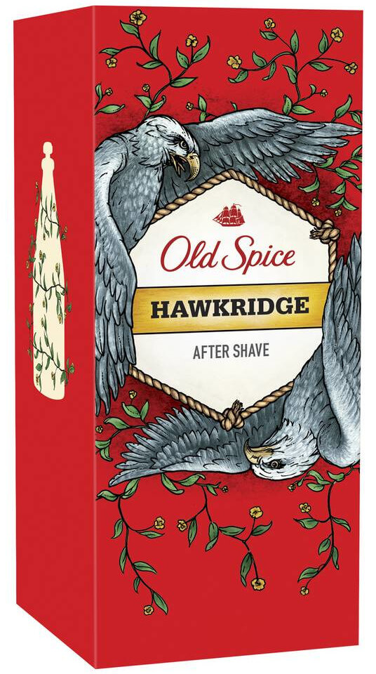 Old Spice Voda po holení Hawkridge 100ml