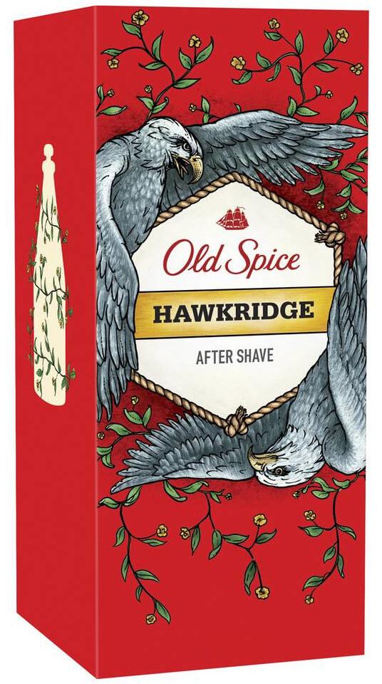 Old Spice Voda po holení Hawkridge 100ml