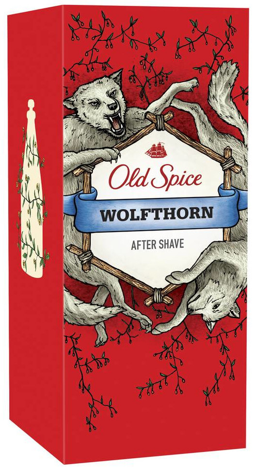 Old Spice Voda po holení Wolfthorn 100ml