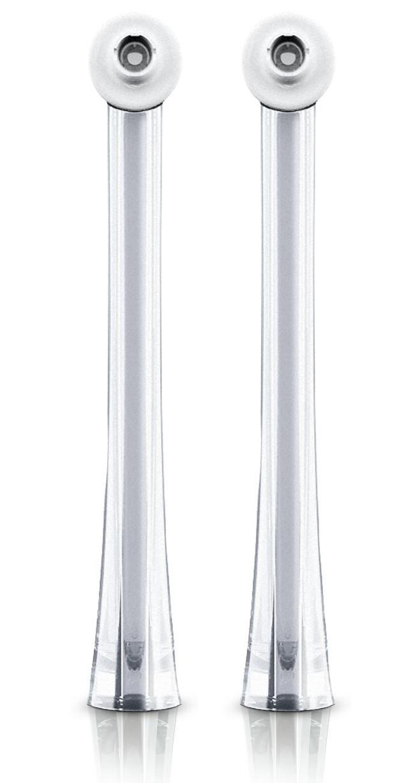 Philips Sonicare Trysky pre AirFloss Ultra SILVER 2ks HX8032/07
