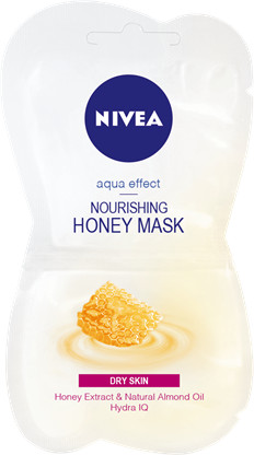 Nivea Výživná medová maska 15ml