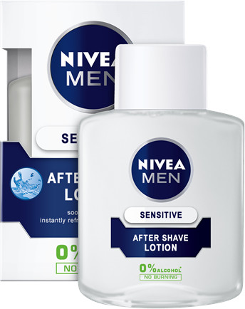 NIVEA MEN Voda po holení Sensitive 100ml