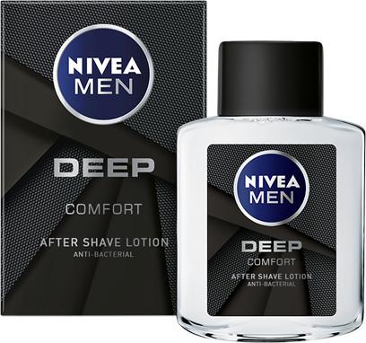 NIVEA MEN Voda po holenie Deep 100ml