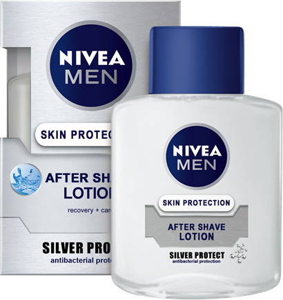Nivea Men Voda po holení Silver Protect 100ml