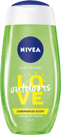 Nivea Sprchový gél Lemon Oil 250ml