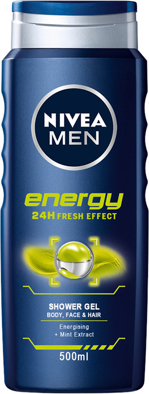 Nivea Men Sprchový gél Energy 500ml