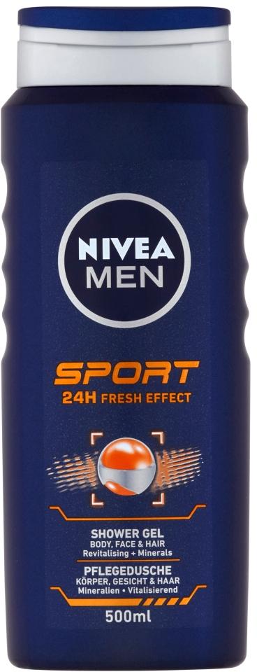 Nivea Men Sprchový gél Sport 500ml