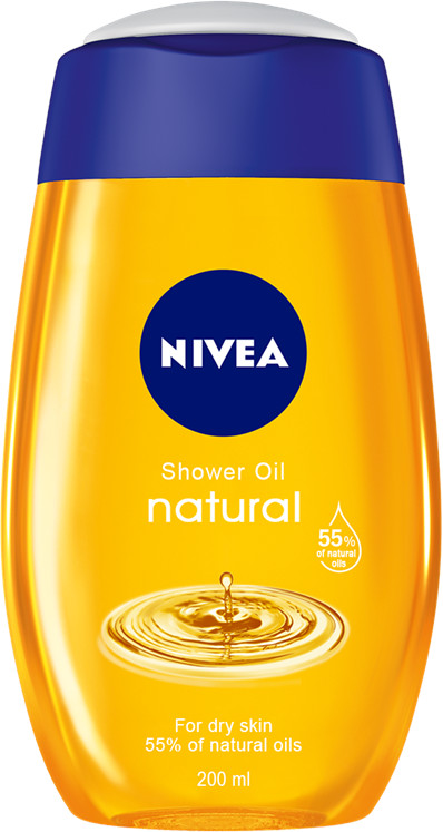 NiveaSprchový olej Natural Oil 200ml