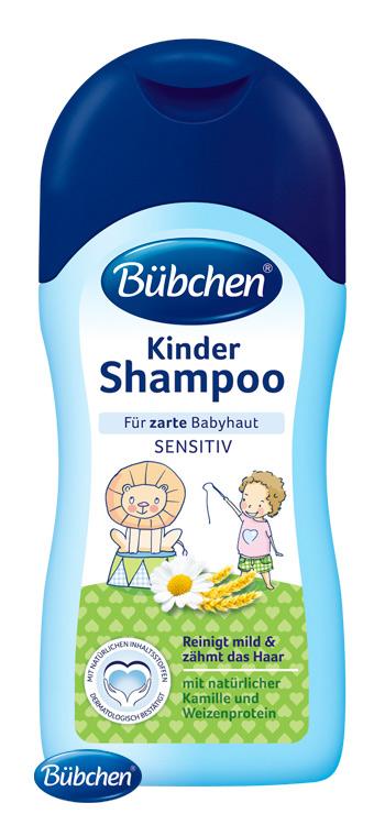 BUBCHEN BABY ŠAMPÓN 200ml