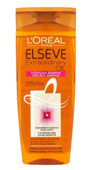 Elseve Extraordinaly Oil šampón 250ml