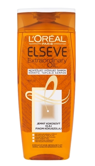Elseve Extraordinary Oil šampón 250ml