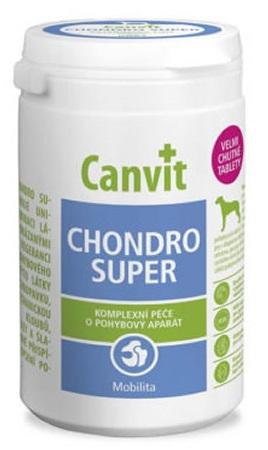Canvit Chondro Super pre psov 166 tbl., 500g