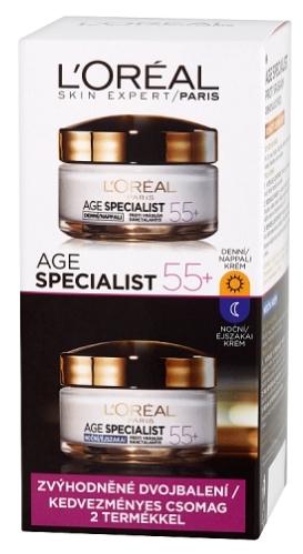 Age Specialist 55+ permanentní Duopack