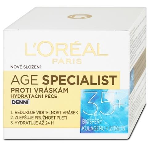 Age Specialist 35+ hydratačná denná starostlivosť proti vráskam 50ml