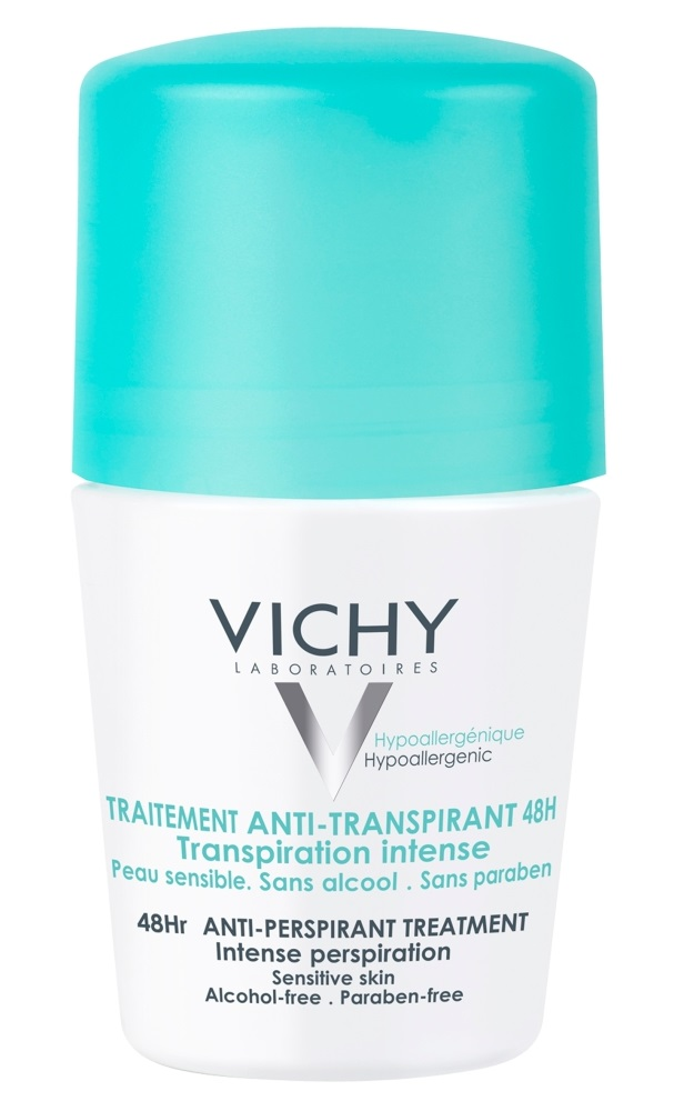 Vichy Deo Anti-Transpirant Roll-on 48h Intensive 50ml