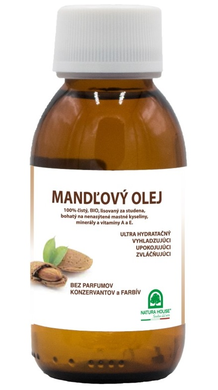 NH Mandľový olej 200ml