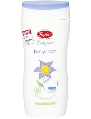 Topfer Telové mlieko, pre jemnú pokožku s vôňou 200 ml