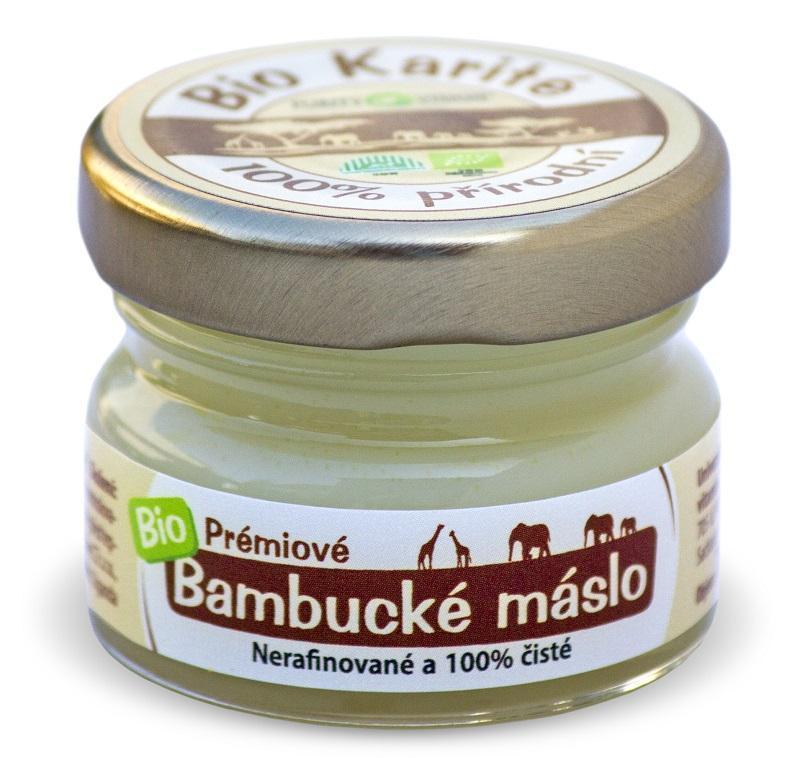 Purity Vision BIO Bambucké maslo 20ml
