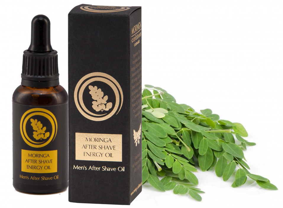 Moringa carribean Olej po holení After shave energy oil 30ml
