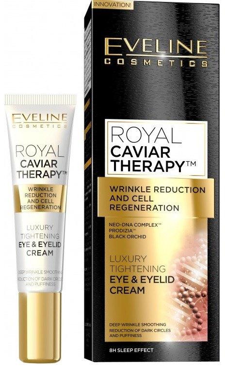 Eveline Royal Caviar Therapy Očný krém 15ml