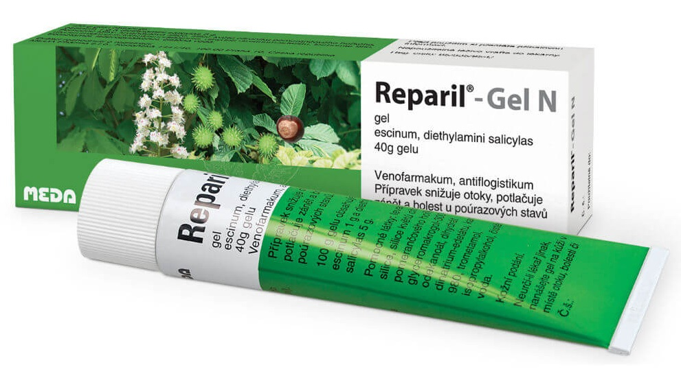 Reparil - Gel N 40g