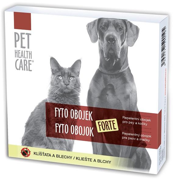 PET HEALTH CARE FYTO OBOJOK FORTE repeletný, pre psov a mačky 1ks