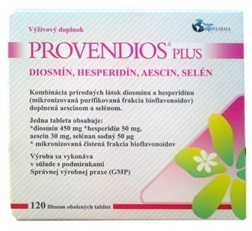 Provendios Plus 120 tabliet