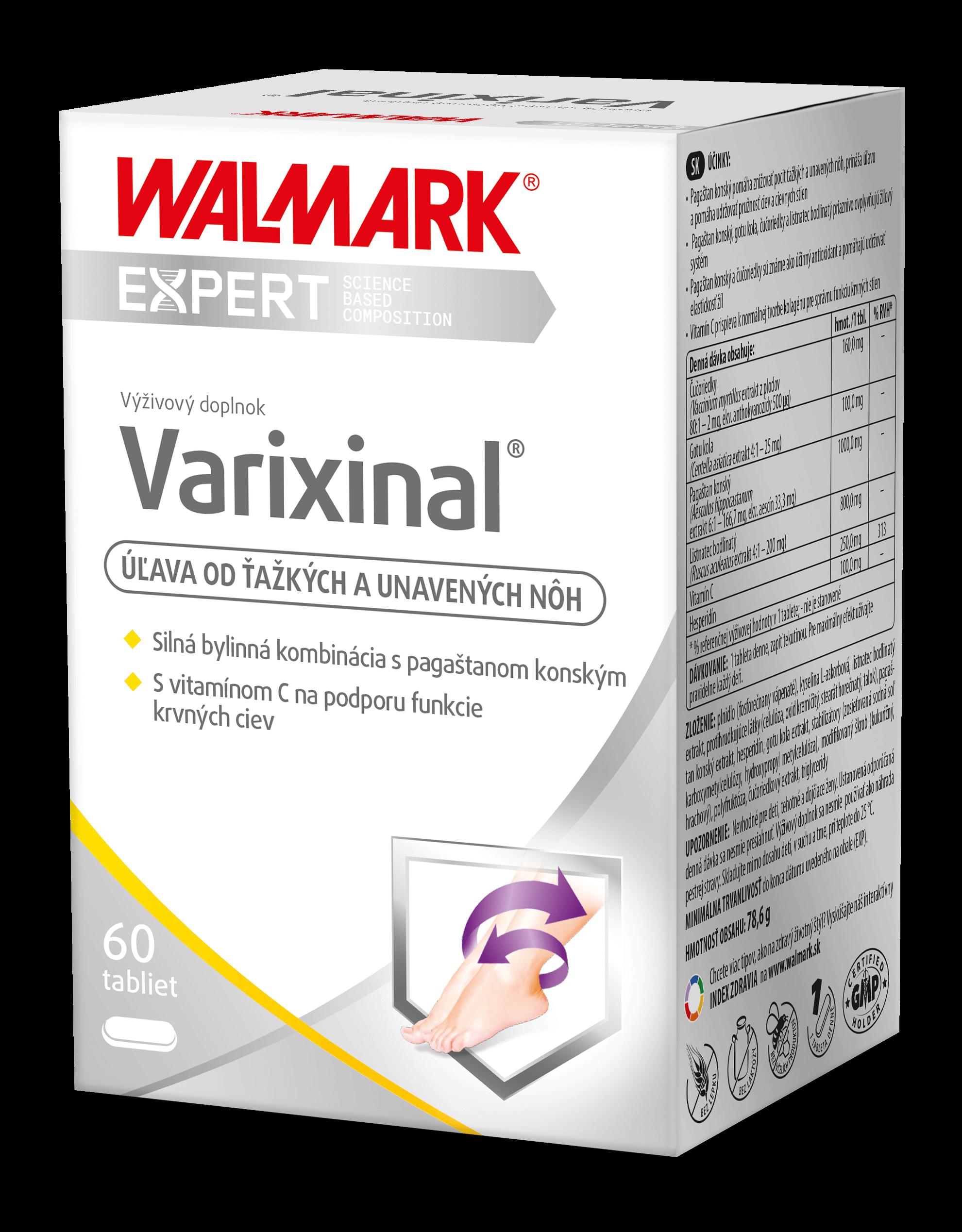 WALMARK Varixinal 60tbl