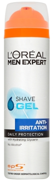 LOréal Paris Men Expert Gél na holenie 200ml