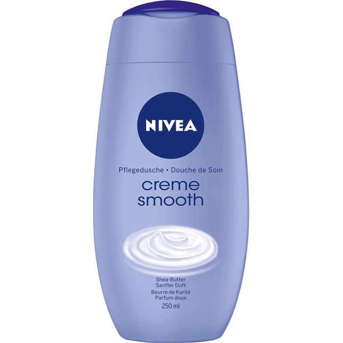 NIVEA SPRCHOVÝ GÉL Creme Smooth pre ženy 250 ml