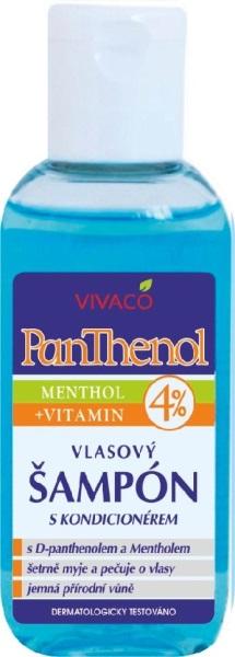 PANTHENOL Sprchový šampón na telo a vlasy 50ml