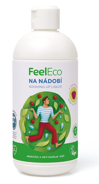 Feel Eco riad malina 500ml