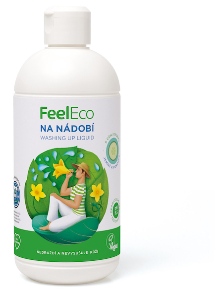 Feel Eco na riad uhorka 500ml