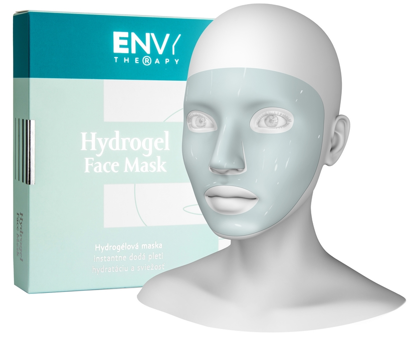 ENVY Therapy Hydrogel Face Mask 4 x30 ml