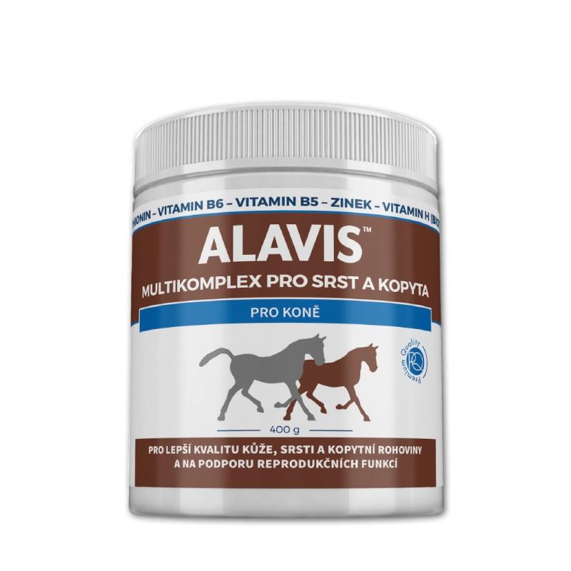 ALAVIS™ Multikomplex pre srsť a kopytá 400g