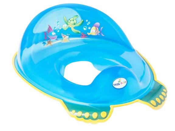TEGA BABY Adaptér na WC Aqua modrý