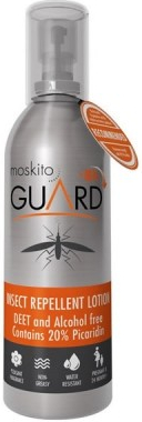 Moskito GUARD repelent sprej 1x75 ml