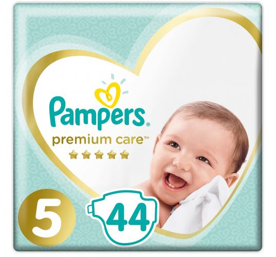 Pampers Premium Care S5 44ks, 11-16kg