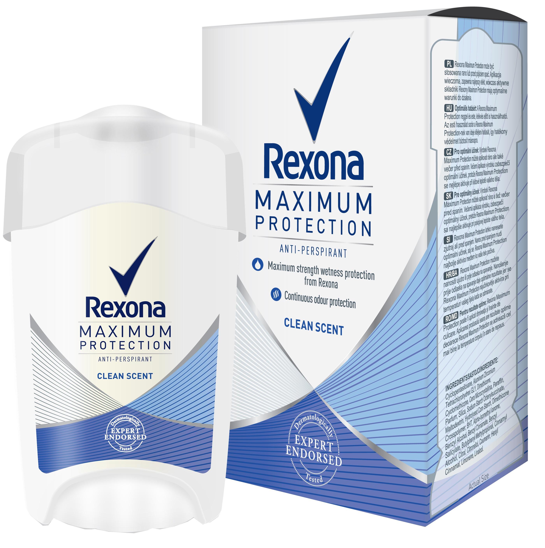 Rexona Maximum Protection Clean Scent 45ml