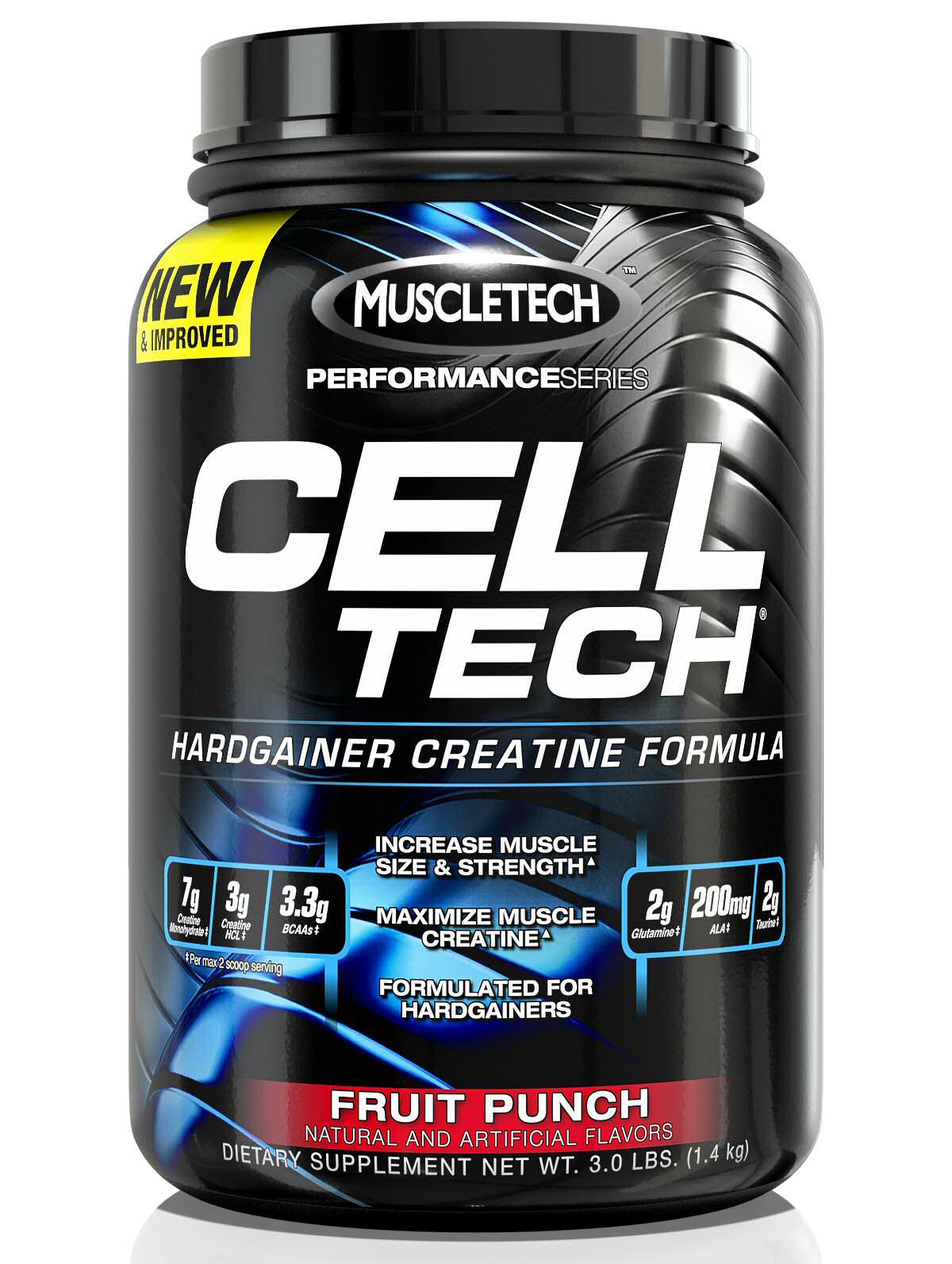 Cell Tech Performance Series - MuscleTech 1400 g orange