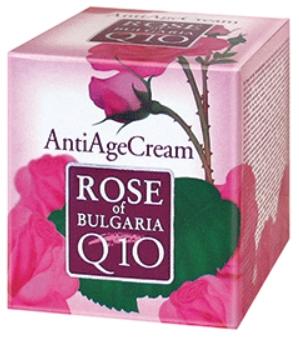 Biofresh Krém proti vráskam s Q10 z ružovej vody 50ml