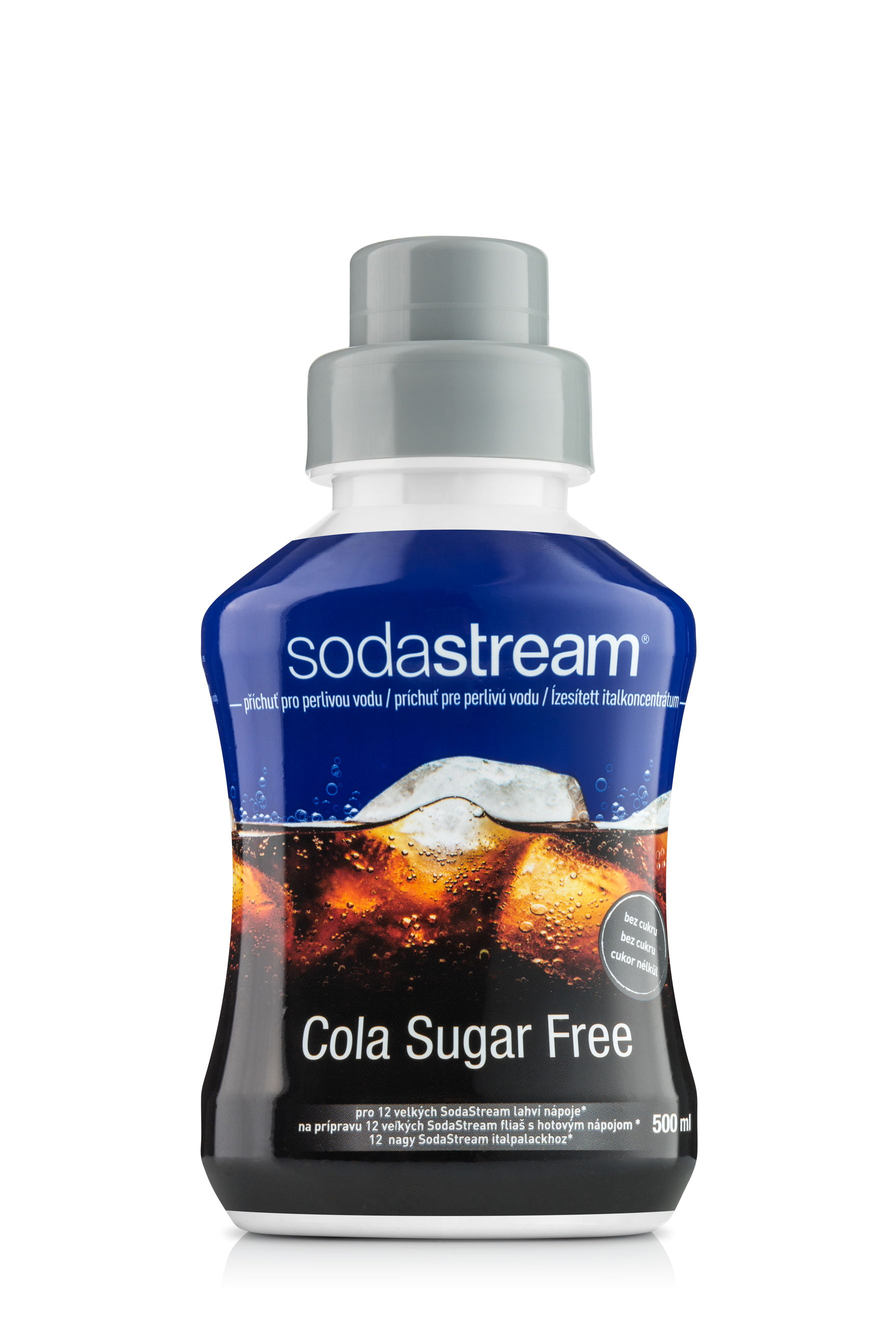 Sirup Sodastream Cola Sugar Free 500ml