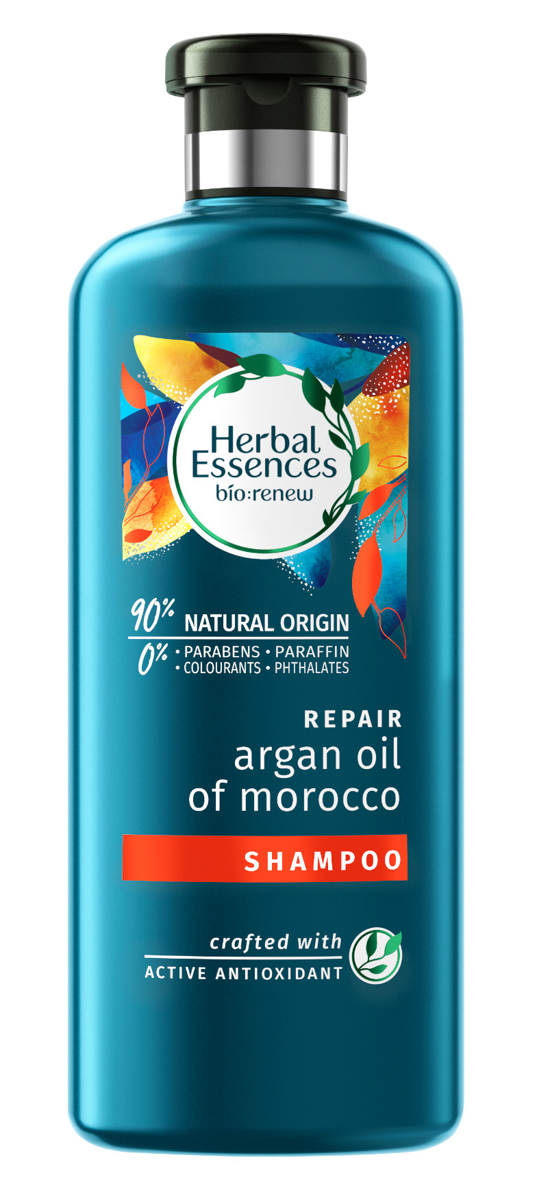 HE šampon Repair Argan oil of morocco 400ml